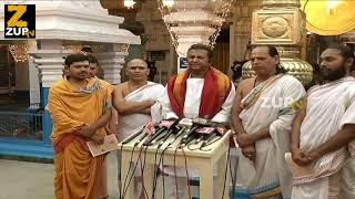 Mohan Babu Satirical Comments on Chandrababu and TTD Controversy @Film Nagar Daiva Sannidhanam