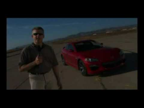 Mazda RX-8 Road Test Review by MotorTrend