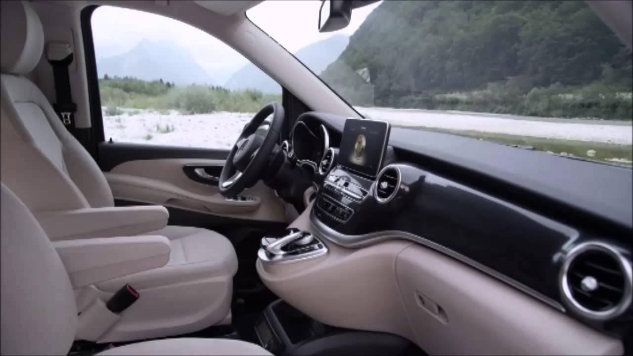 Mercedes-Benz Marco Polo 250 BlueTEC - Design - YouTube