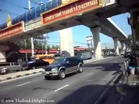 Samrong at Soi Baering, Sukhumvit Road, Soi 107, Samut Prakan, Thailand.