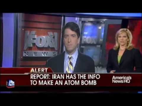 Breaking News - Iran Atomic Bomb Report by IAEA