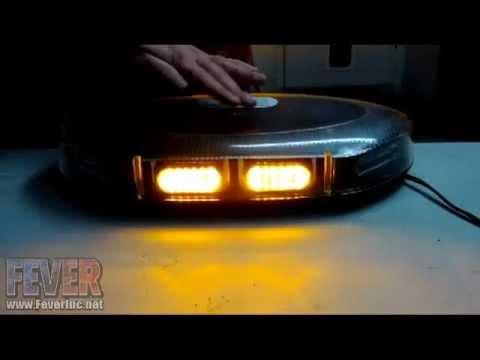 Code 3 Frontier Mini Lightbar (Amber)