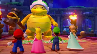 Mario Party 10 - All Boss Minigames