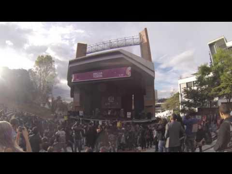 """SOCAVON  Live in Bogota 2015"""" Media Torta"""""""