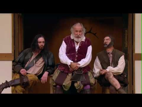 Shakespeare: THE MERRY WIVES OF WINDSOR (Globe Theatre)