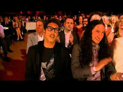 Streamys 2013, Kassem G, Best Host, Acceptance Speech
