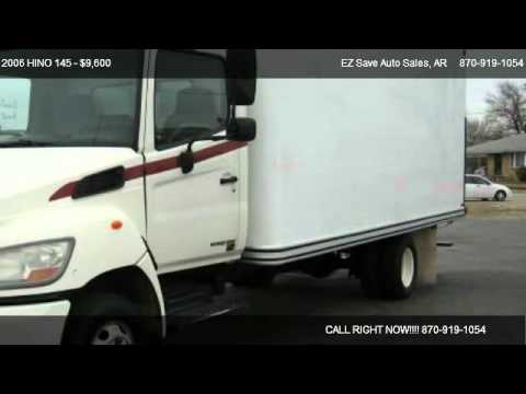 2006 HINO 145  - for sale in Jonesboro, AR 72401