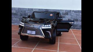 Mykidsvn.com Hướng dẫn lắp ráp xe điện trẻ em LX 570 (Siêu Phẩm Lexus)