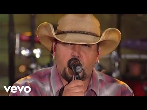 Jason Aldean - Dirt Road Anthem (Live @ Letterman, 2012)