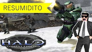 HALO Combat Evolved - RESUMIDITO (Resumen) - #02