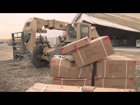 Withdrawal of Combat Forces from Afghanistan: The Retrograde Mission