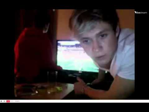 Niall Horan Twitcam FULL VERSION October 2 2012