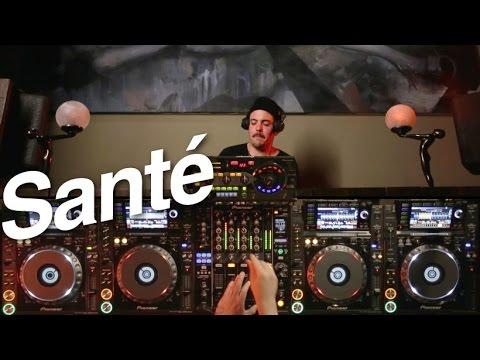 Santé - DJsounds Show 2015