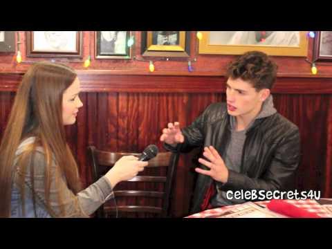 Gregg Sulkin Talks New Mtv Show faking It video