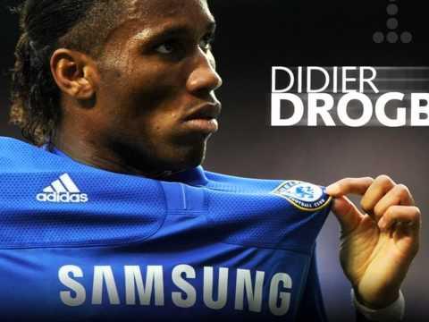 He is a legend ,Drogba