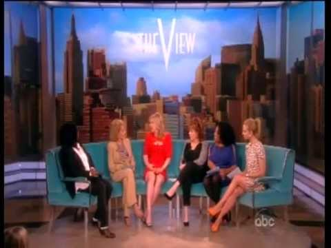 Courtney Love, interview @ The View 04/04/2013