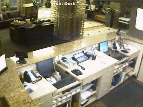 Hilton Garden Inn Napa Front Desk Earthquake