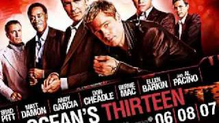 David Holmes (Ocean's Thirteen OST) - 11, 12 & 13