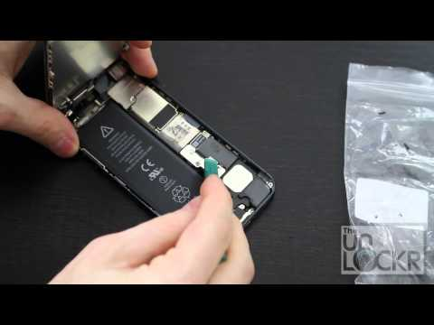 How to Replace the Battery on the iPhone 5