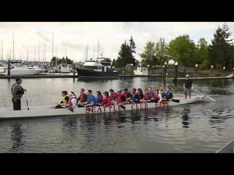 SMU Dragon Boat team prepares for the April 30th races
