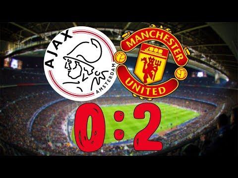 Финал Лиги Европы 2017: Манчестер Юнайтед - Аякс 2:0