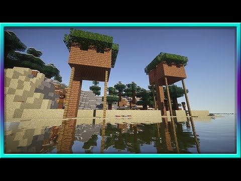 Minecraft 1.8 Snapshot: Tropical Villages & Sea Weed! Community Suggestions Episode #9