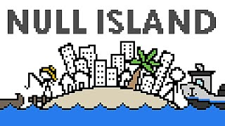 Null Island: The Busiest Place That Doesn