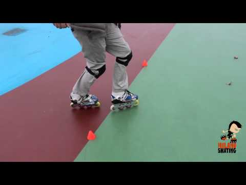Milanoskating Freestyle: Tip tap