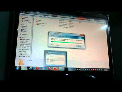 Tutorial to FLASH the MS2GINGER 4.0 BETA2 FOR MOTOROLA DEFY