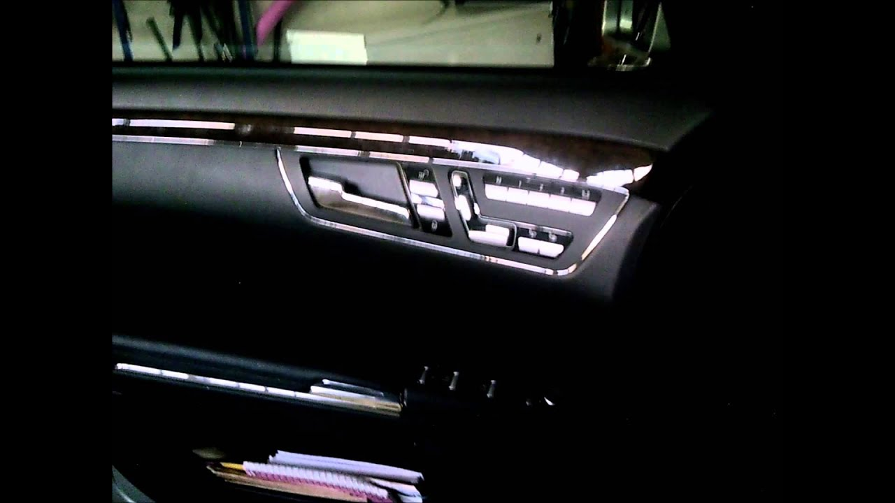How To Open Gas Tank On S350 Bluetec Mercedes Benz Youtube