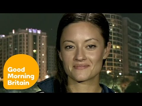 Staff Sergeant Elizabeth Marks On Giving Her Gold Medal To Prince Harry   Good Morning Britain