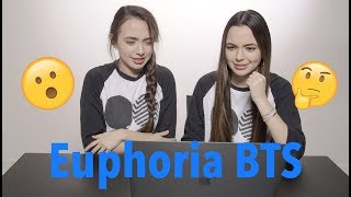Bts Euphoria Reaction And Theories