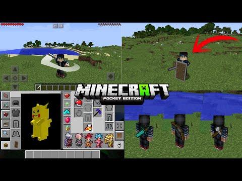 El Mejor Pack De [5] Mods Para Minecraft PE 1.3 - Mods Épicos MCPE!