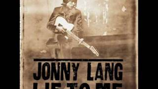 Watch Jonny Lang When I Come To You video