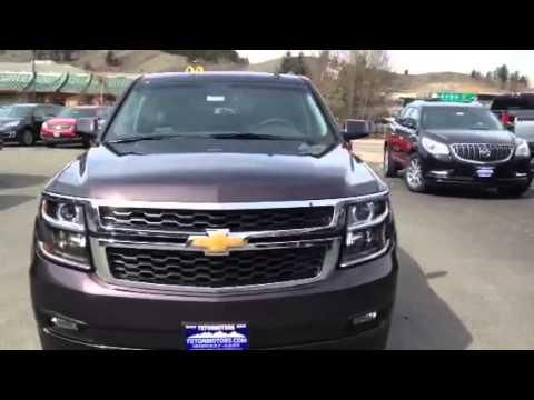2015 Chevy Tahoe Ltz 2015 Chevy Suburban Sable Metallic LT - YouTube