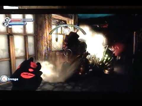 Bioshock Rosie Big Daddy vs