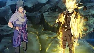 Naruto And Sasuke Amv