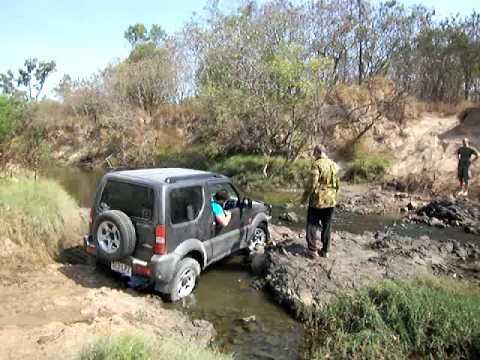 Suzuki Jimny Sierra - Townsville