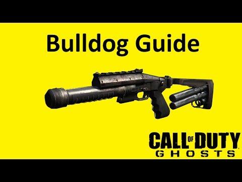 Bulldog Shotgun Weapon Guide Call of Duty Ghosts Best Soldier Setup