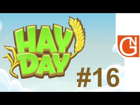 Hay Day · Let's Play #16 · Level 14 Farmer