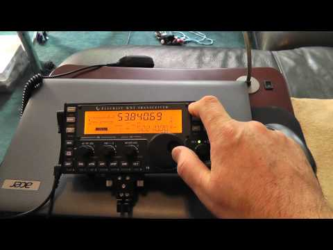 How to set offset for repeater use on Elecraft KX3