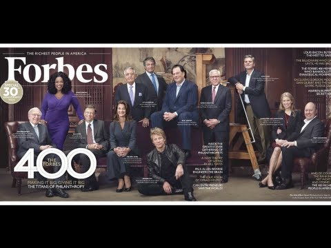 The Forbes 400 Summit On Philanthropy: Change The World