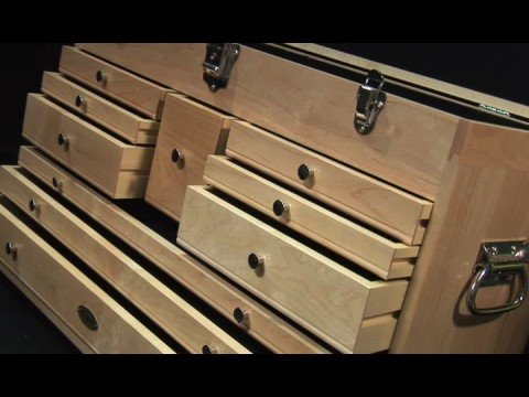 Gerstner Chest Plans PDF Woodworking