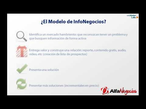 Curso de Marketing Gratis - 1/9 - Marketing de Información