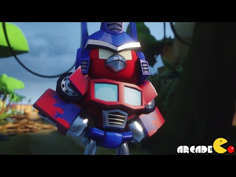Angry Birds Transformers: New Bird Brawl Max Level Gameplay Walkthrough Part 40 video