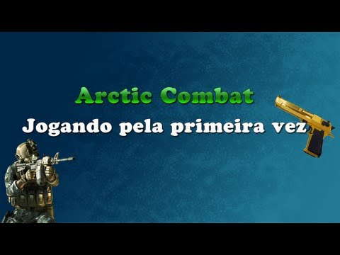 First Blood Arctic Combat