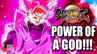 "THE MOST AMAZING GOKU BLACK 1V3 COMEBACK EVER! - Dragon Ball FighterZ ""Goku Black"" ""SSGSS Goku"""