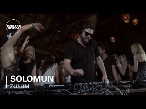 Solomun Boiler Room DJ Set