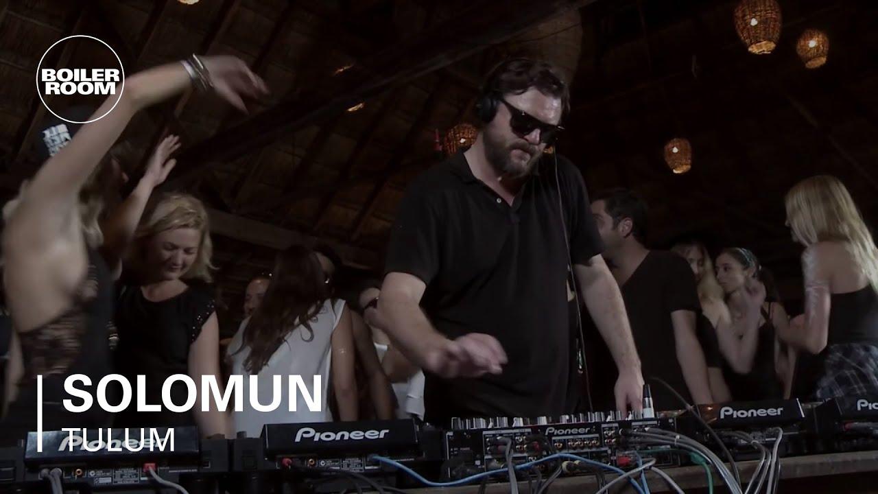 Solomun Boiler Room Tulum Download