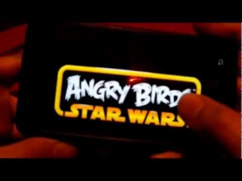 Descargar Angry Birds Star Wars HD para Android mas Crack